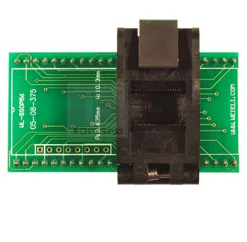 ssop56 zif adapter
