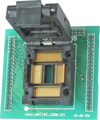 Adapter WL-LQFP 100