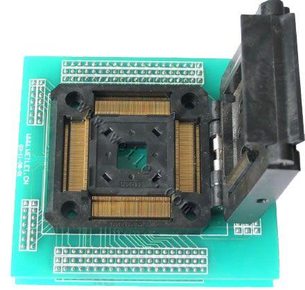 adapter tqfp 208