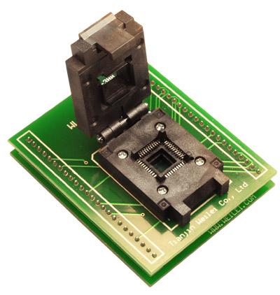 tqfp44 adapter