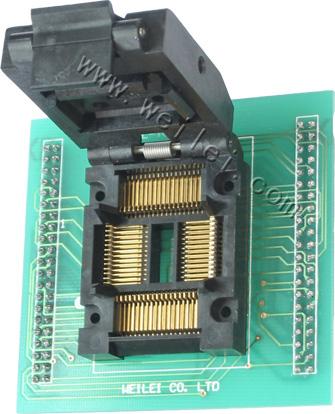 Adapter LQFP 64