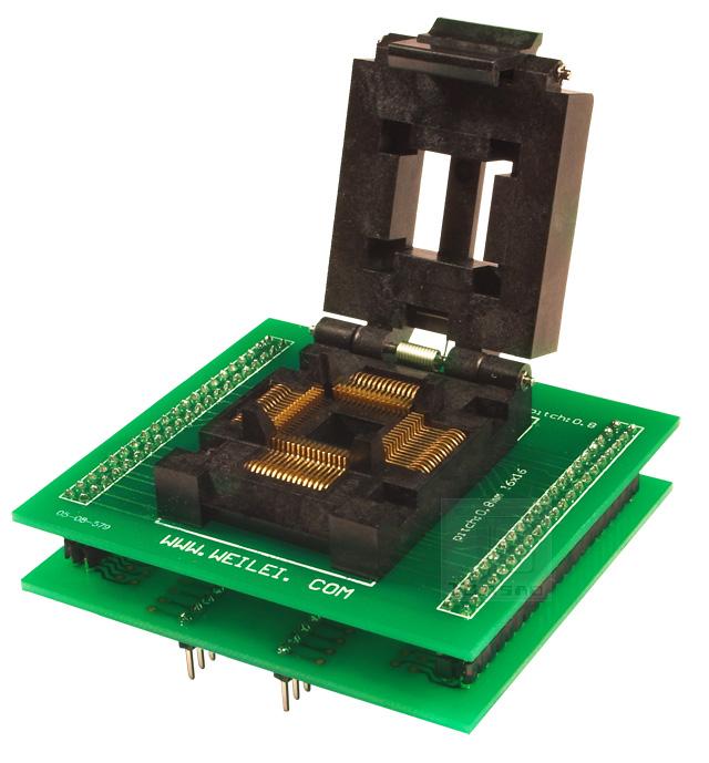 wl-tqfp64 adapter weilei