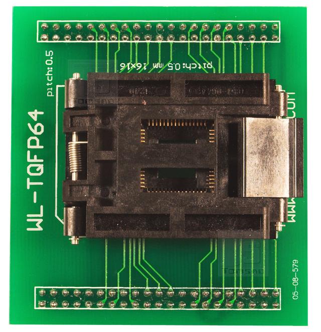wl-tqfp64 adapter