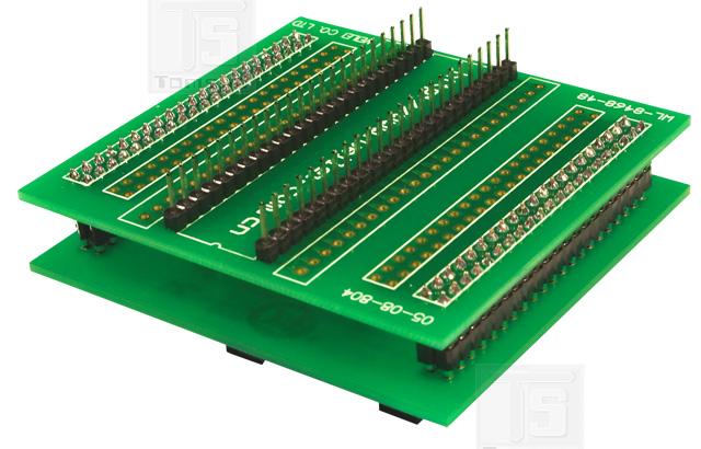 adapter tqfp64 z podstawką zif