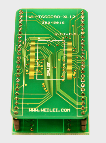 tssop90 adapter xl12