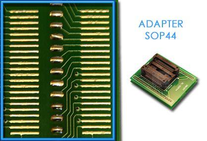 adapter sop44