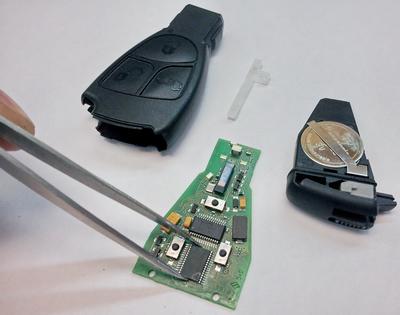 mbe testing key nec ic socket