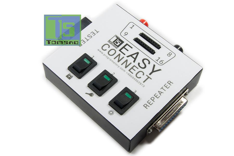 easy connect podłączenie modułów