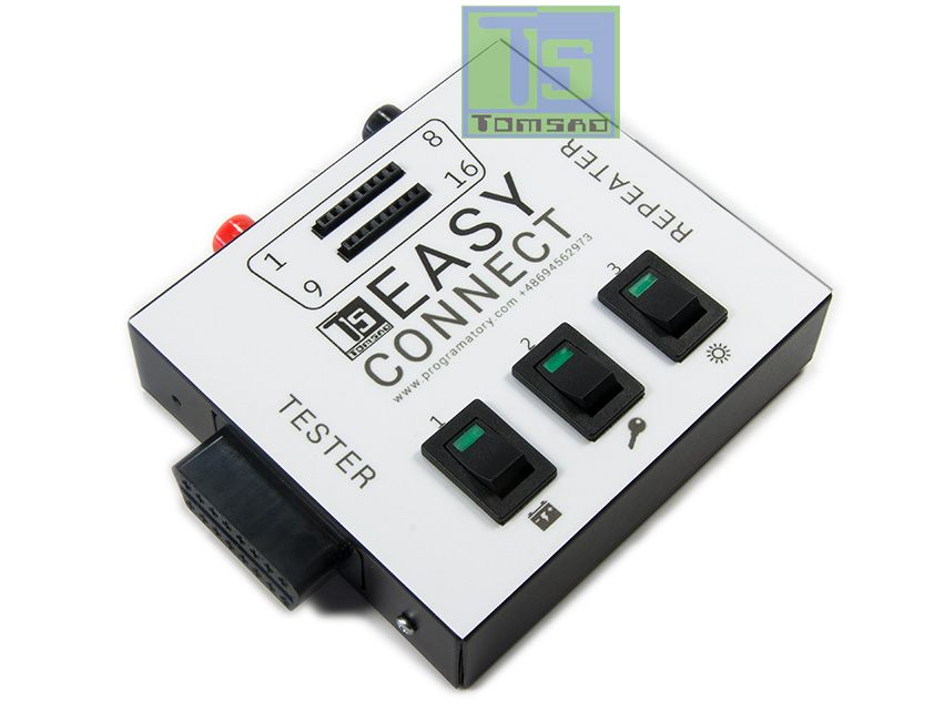 easy connect box tomsad