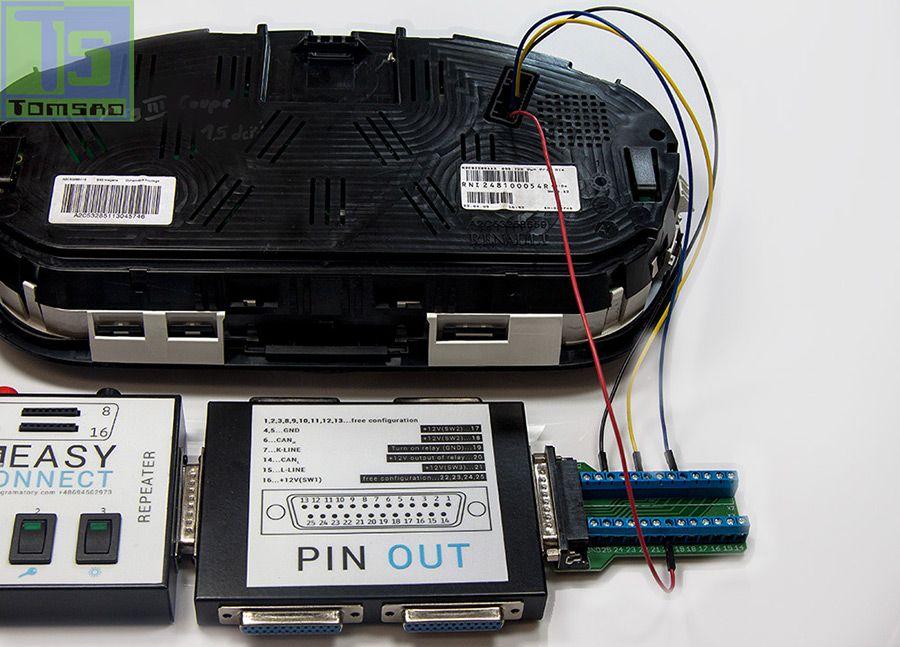 easy connect do naprawy elektroniki samochodowej