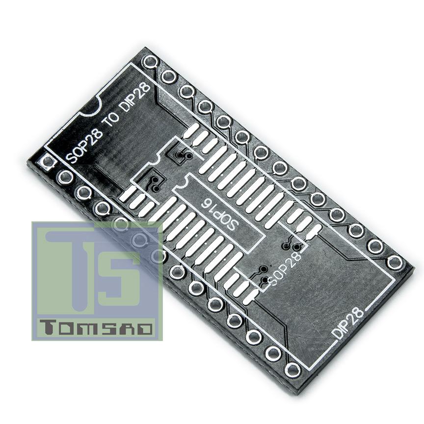 płytka montażowa adapter ssop28