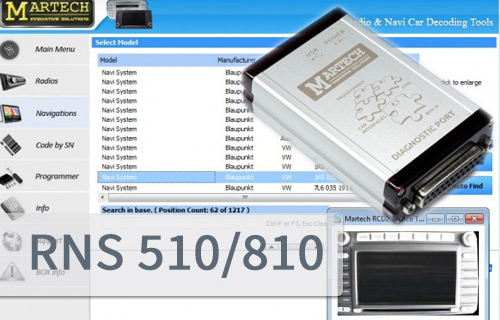 rns510 810 pack