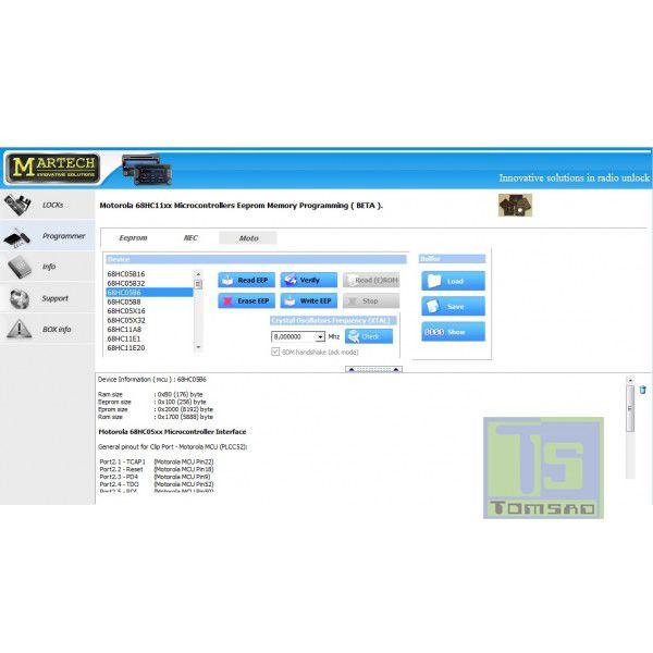 rcd pro tools