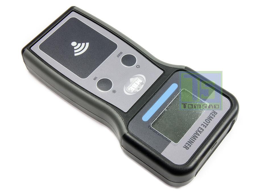 remote examiner tester pilotów samochodowych mbe