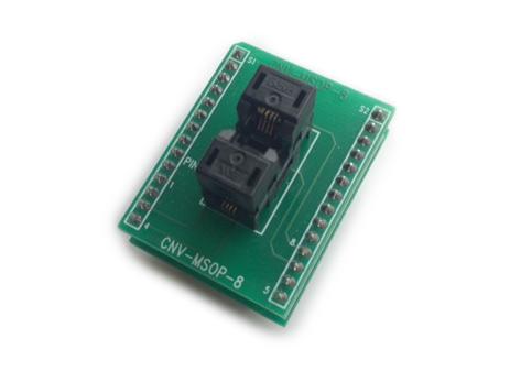 adapter msop-8 zif