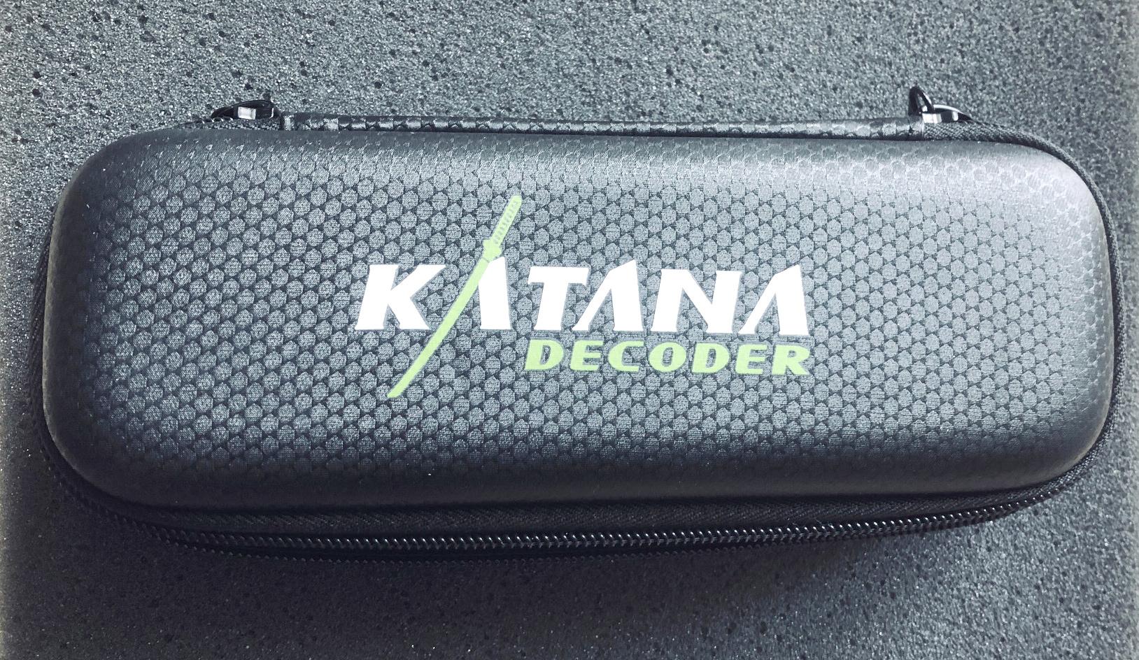 katana decoder 1 zdjecia