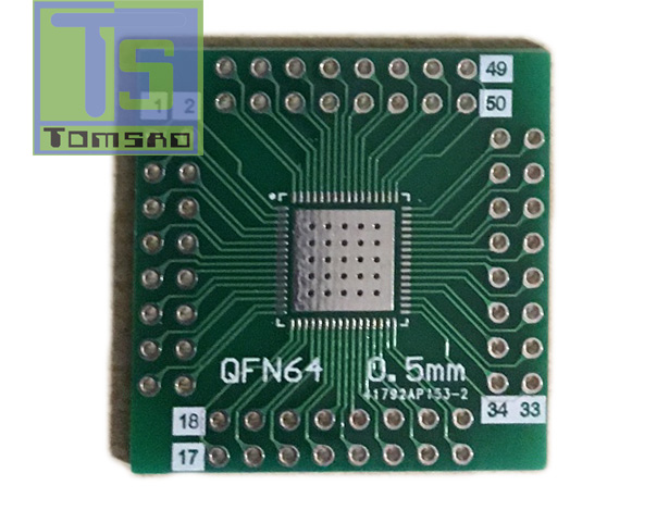 adapter qfn64