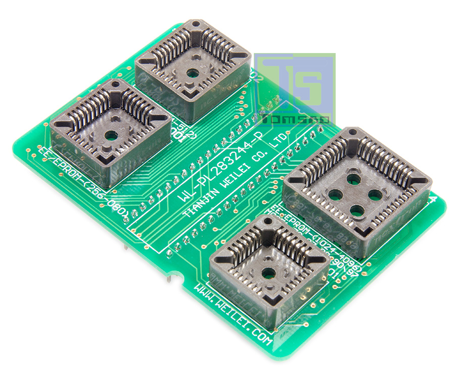 adapter plcc 28-32
