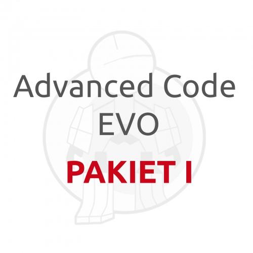 advanced code evo pakiet 1
