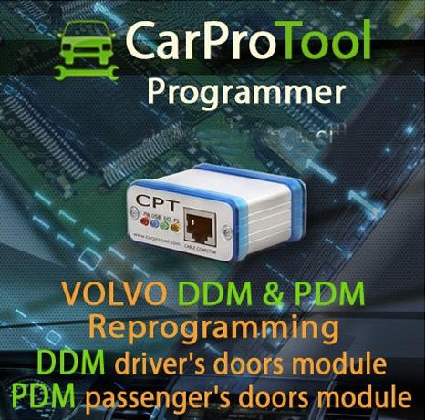 Volvo DDM cpt