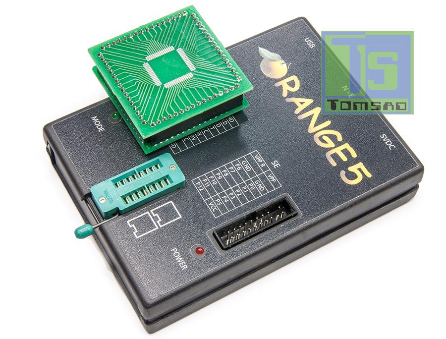 adapter qfp64 hc08
