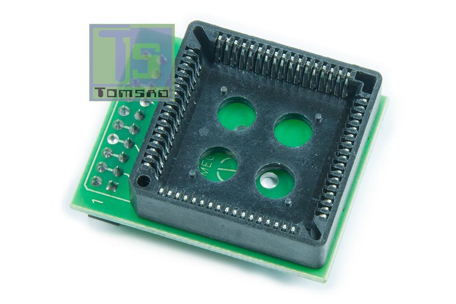 adapter 68HC11L6 PLCC68