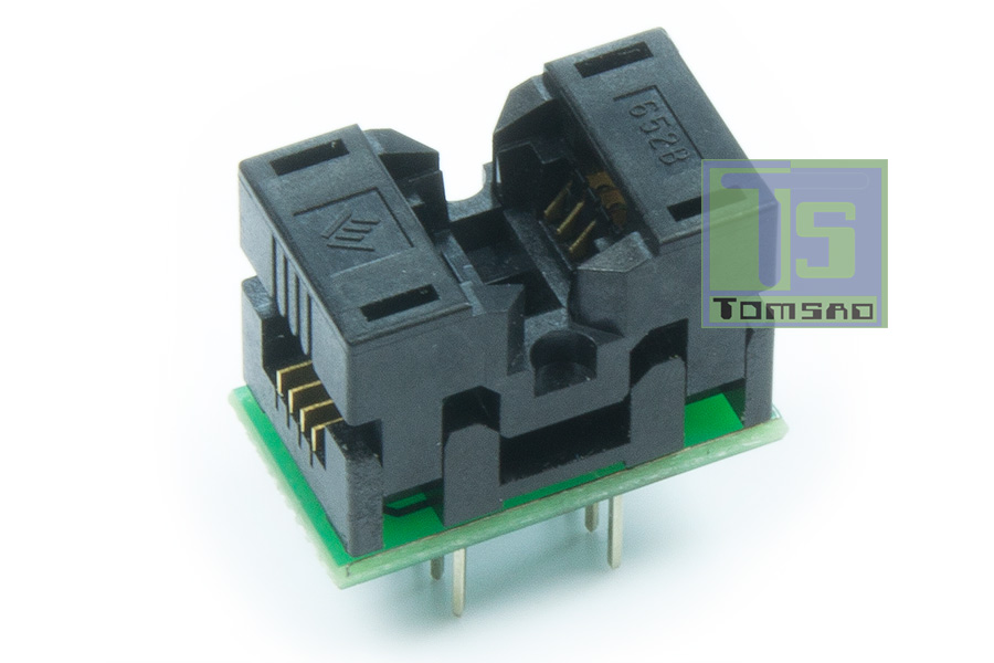 adapter so8 zif