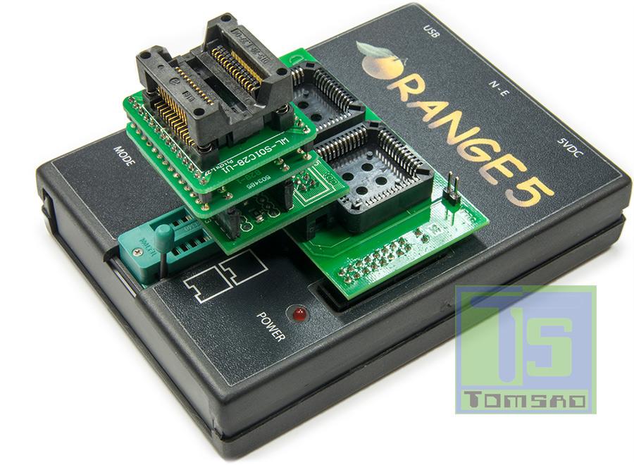 soic28 adapter programator 705e6