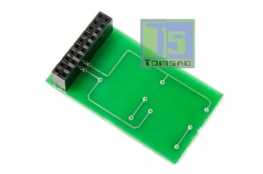 przejściówka do programatora orange5 do układów PCF7941