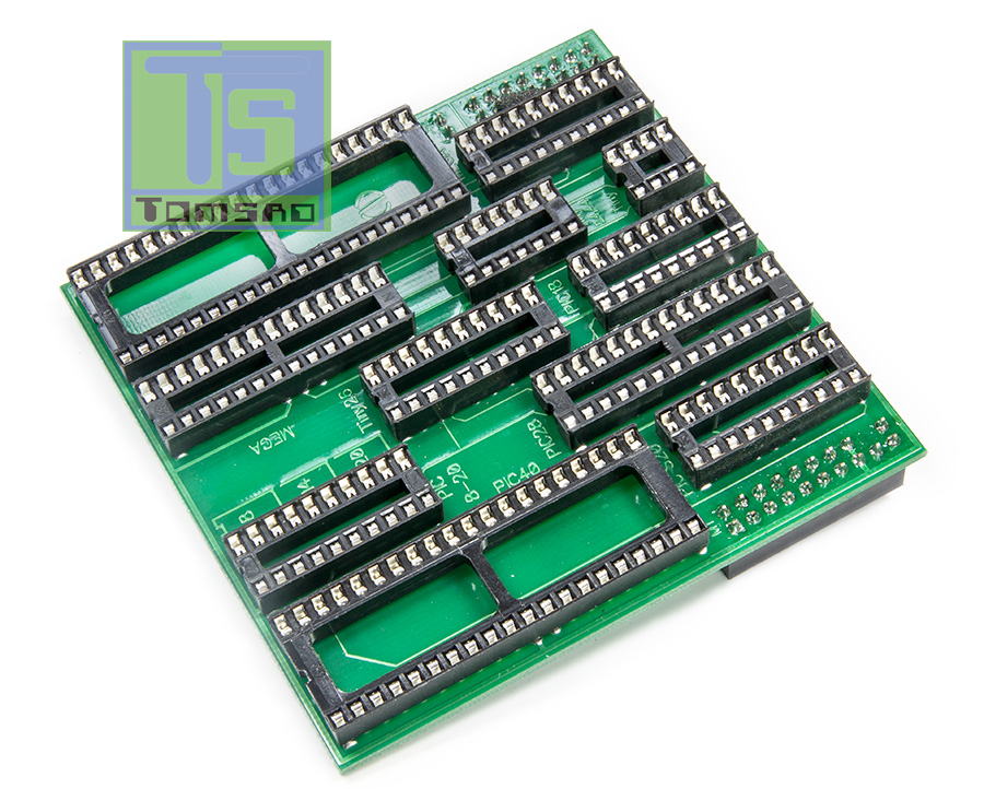 pic avr atmel adapter