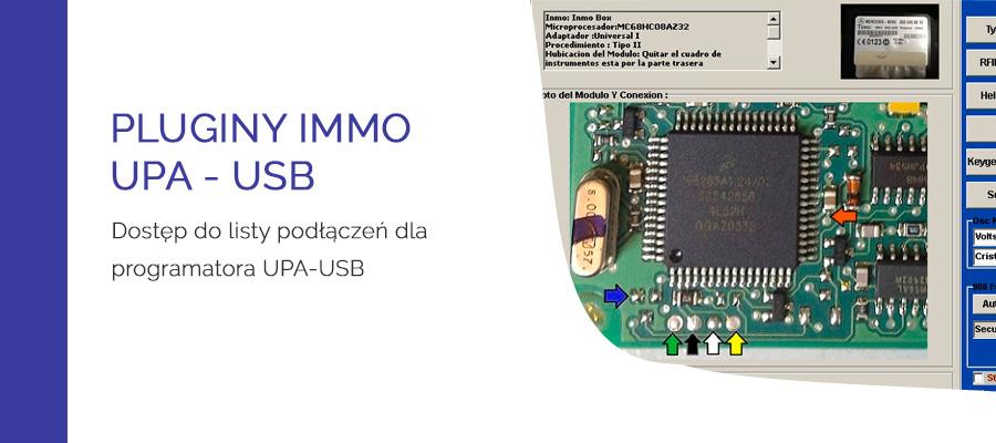 pluginy immo upa-usb