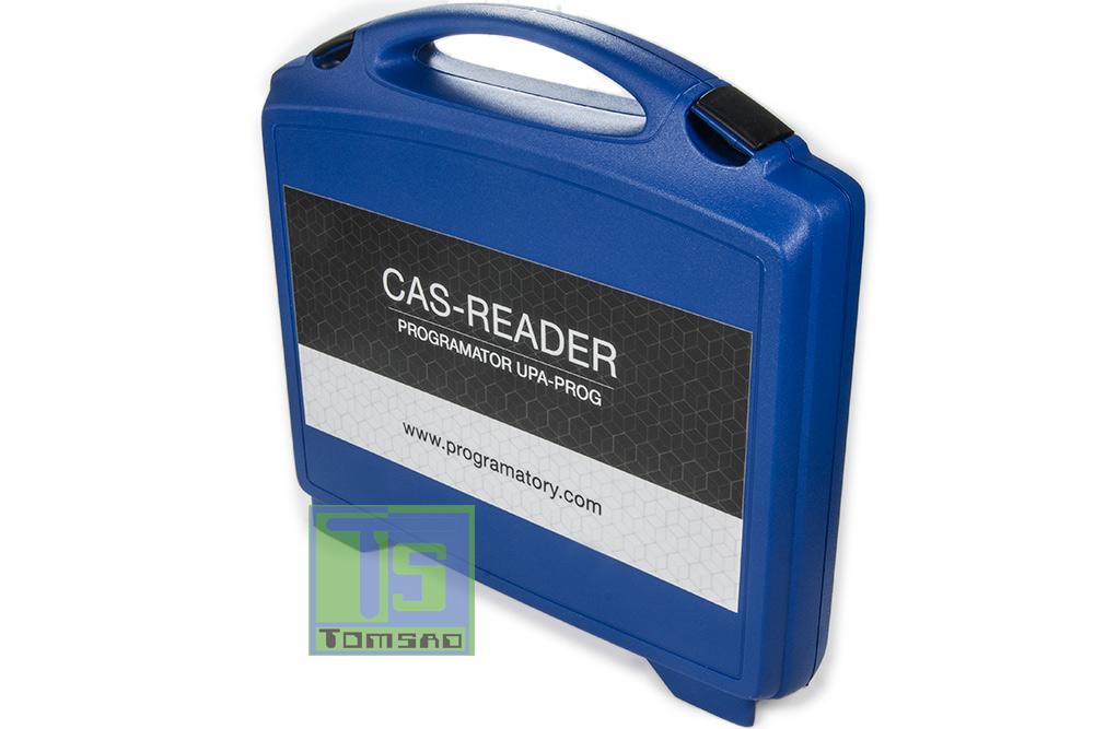 set cas reader upa