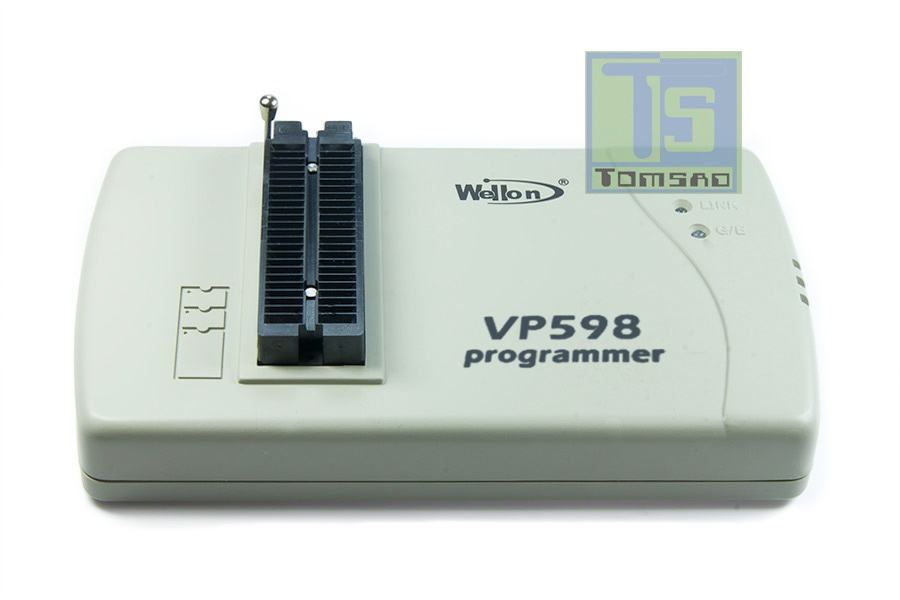 oprogramowanie programatory wellon VP
