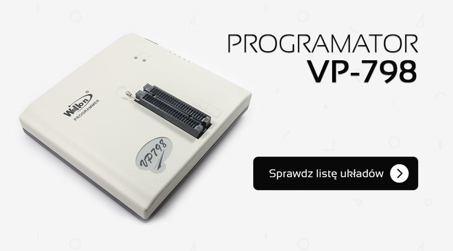 programator pamięci vp 798