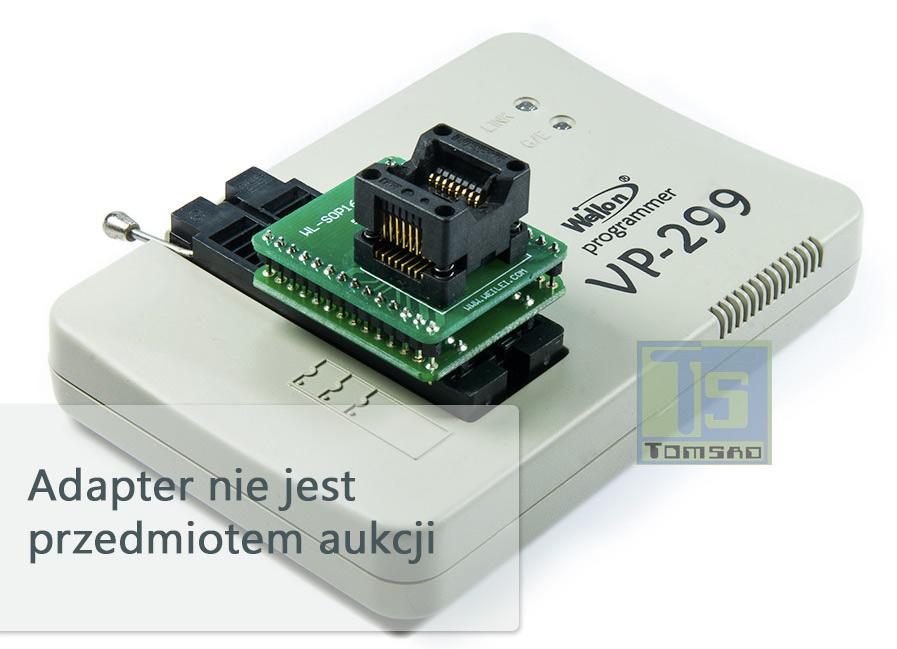 vp-299 pamięci programator