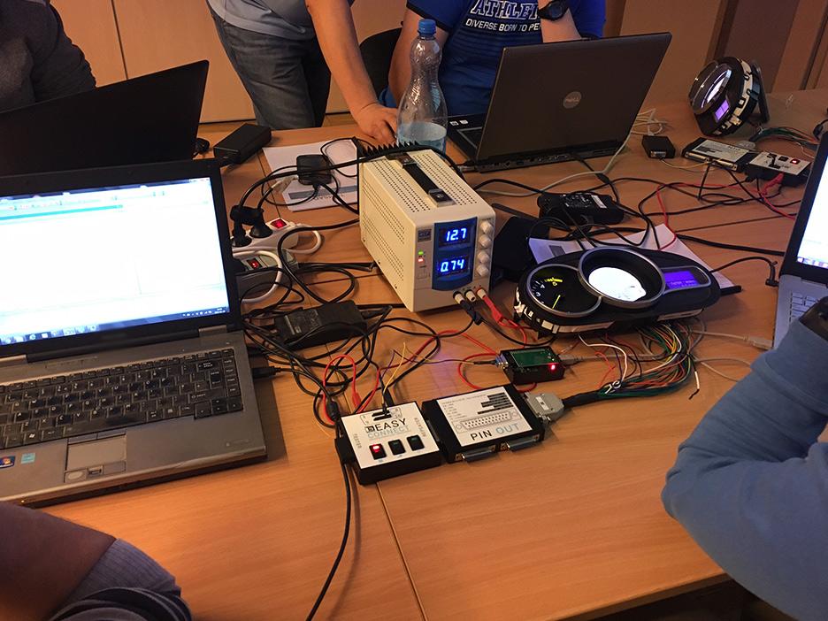 szkolenie elektronika