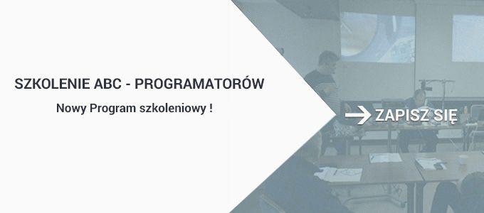 kurs programatory TOMSAD