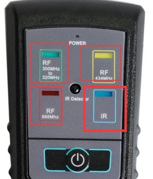 remote detector xhorse