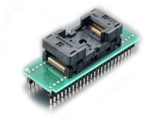 adapter TSOP48 zif beeprog