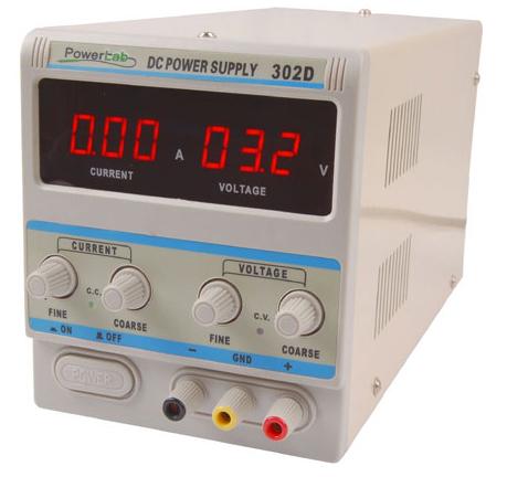 zasilacz powerlab 302d