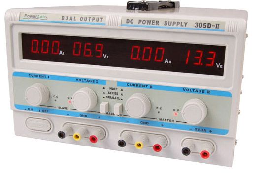 zasilacz powerlab 305d-II