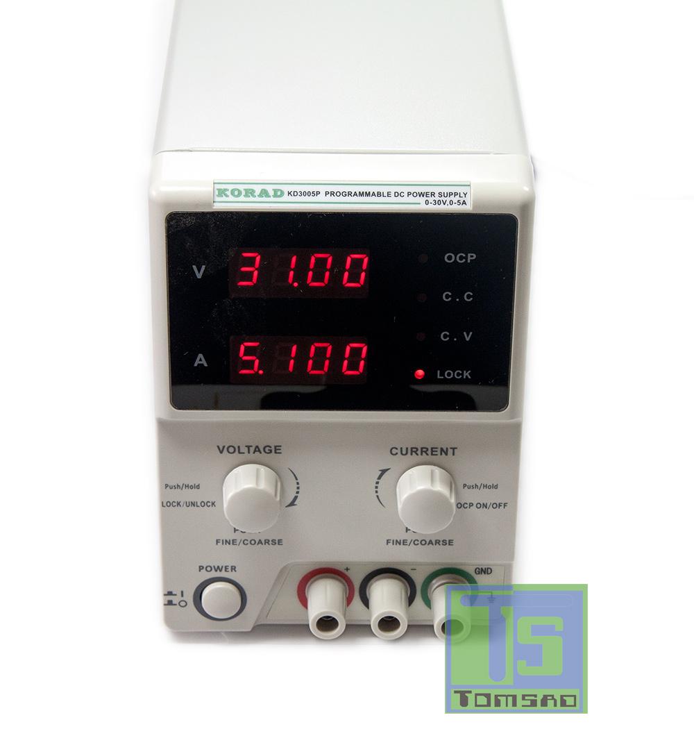 power suppllier laboratory 30v 5 amper
