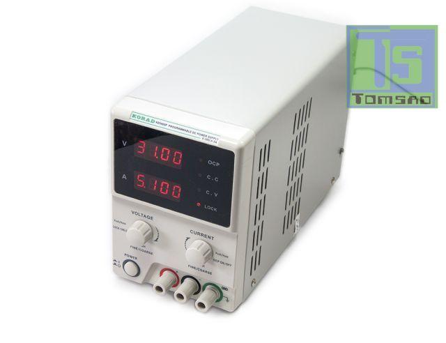 laboratory power supply korad 3005P 30v 5A